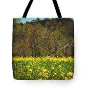 Golden Hay  Tote Bag