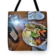 Meal -fit For A King Tote Bag