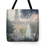 Mean Green Tote Bag