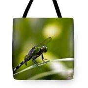 Mean Green Tote Bag