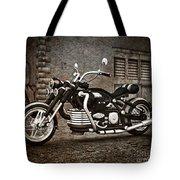 Mean Machine Tote Bag