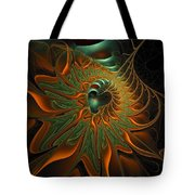 Meandering Tote Bag