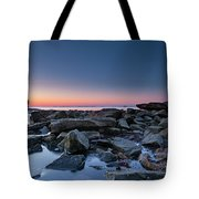 Meatballs Without A Chance For Clouds Tote Bag