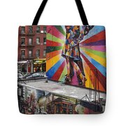 Meatpacking District Nyc Tote Bag