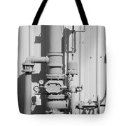 Mechanical Doo Dad Tote Bag