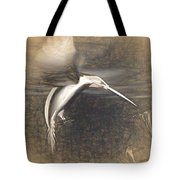 Mechanical Hummingbird Tote Bag