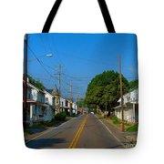 Mechanicsburg Pa Tote Bag