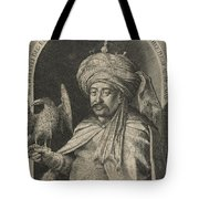 Mechti Kuli Beg Persian Ambassador To Prague Tote Bag