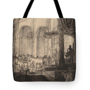 Medea, Or The Marriage Of Jason And Creusa Tote Bag