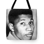 Medgar Evers (1925-1963) Tote Bag