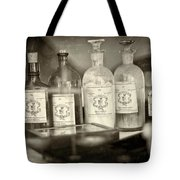 Medicinal Remedy Tote Bag