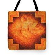 Medicine Bear Tote Bag
