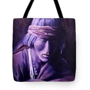 Medicine Man Tote Bag