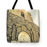 Medieval Abbey - Fossacesia - Italy 5 Tote Bag