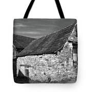 Medieval Country House Sound Tote Bag by Silva Wischeropp