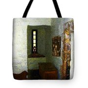 Medieval Monastic Cell Tote Bag