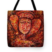 Medieval Noble Lady Tote Bag