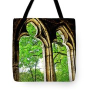 Medieval Triptych Tote Bag