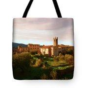 Medieval Tuscany Tote Bag