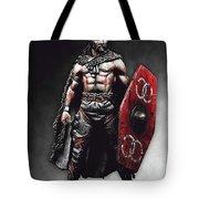 Medieval Warrior - 13 Tote Bag