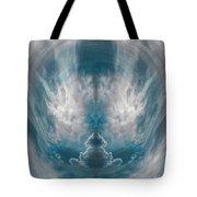 Meditating Cloud - 3 Tote Bag