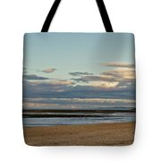 Meditation In The Coming Dusk. Tote Bag