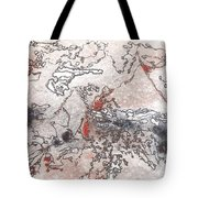 Meditations And Love Letters #15082 Tote Bag