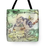 Meditations And Love Letters #15126 Tote Bag