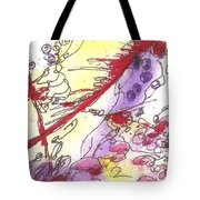 Meditations And Love Letters #15133 Tote Bag