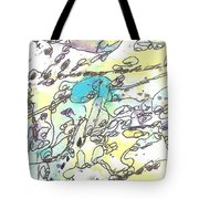 Meditations And Love Letters #15136 Tote Bag