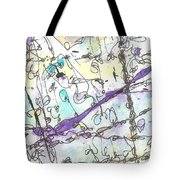 Meditations And Love Letters #15138 Tote Bag