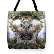 Meditative Symmetry 5 Tote Bag
