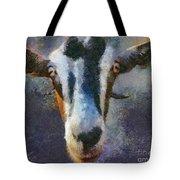 Mediterranean Goat Tote Bag