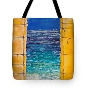 Mediterranean Meditation  Tote Bag