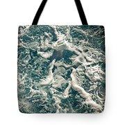 Mediterranean Sea Art 55 Tote Bag