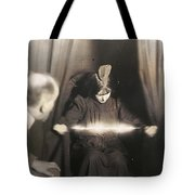 Medium During Seance 1912 Tote Bag
