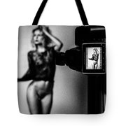 Medium Format Fashion Tote Bag