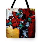 Medley Tote Bag by Vickie Warner