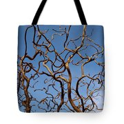 Medusa Limbs Reaching For The Sky Tote Bag