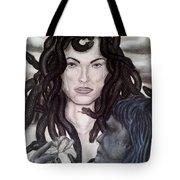 Medusa's Lament Tote Bag