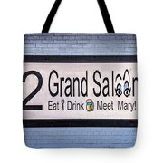 Meet Mary Tote Bag