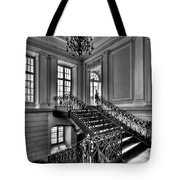 Meet Me Half Way Tote Bag
