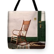 Meet Me In The Morning Tote Bag