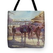 Meet The Producers Sketch Tote Bag