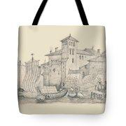 Meeting At The Docks Classics 2 Tote Bag