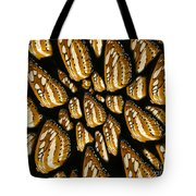 Meeting Of The Butterfly  Tote Bag