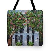 Meeting Street In Bloom Tote Bag