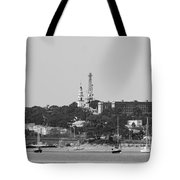 Meetinghouse Hill Tote Bag