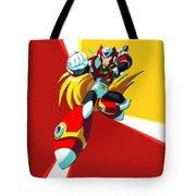 Mega Man X Tote Bag