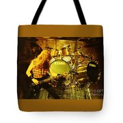 Megadeath 93-david-0364 Tote Bag